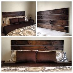 DIY Headboard Project Ideas - The Idea Room                                                                                                                                                                                 More