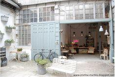 warehouse patio