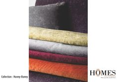 Velvet Collection - Hunny Bunny  For best Home furnishings visit www.homesfurnishings.com #HomeDecor #interior #design #home #homesweethome #luxurious #luxe #inspiration