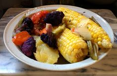 A big steam-up of fresh fall #vegetables -  FoodCult.com - A Place for Galganov's #Recipes and More - Food Matters!