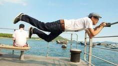 How to do Levitation Photography, via YouTube.