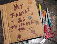{Gratitude Activities for Children} Wonderful collection of ideas.