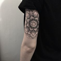 200 Mystical Mandala Tattoo Designs & Meanings