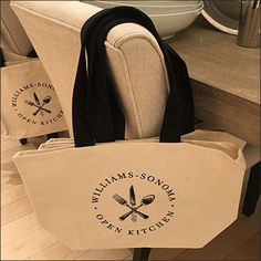 if you avocations are cooking, baking, and a luxe life style, this Williams Sonoma Branded Shopping Bag is what you want to be seen with. Sonoma Brand, Luxe Life, Williams Sonoma, Paper Shopping Bag, Retail, Baby, Style, Shops, Babys