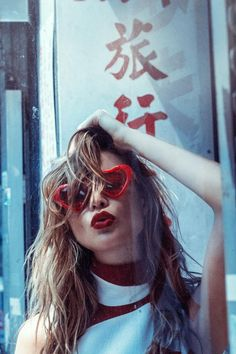 Just a New York minute with Behati Prinsloo
