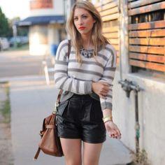 shoulda bought those leather shorts....