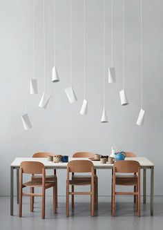 6 Product Launches That Caught My Attention Lately - Nordic Design - Hobbies paining body for kids and adult Ceramic Light, Ceramic Pendant, Pendant Lamp, Pendant Lighting, Nordic Design, Scandinavian Design, Scandinavian Interiors, Lamp Design, Lighting Design