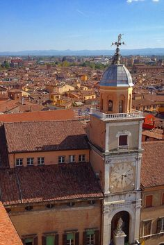 Modena, Italy. Foodies shouldn't miss this colorful Italian city. http://www.everintransit.com/balsamic-vinegar-of-modena/