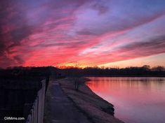 Sunset (38/365) #dailyphoto #365cm #weather #sunset #memphis #tn #blessings