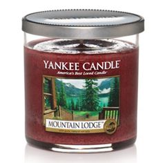 Yankee Candle ~ Mountain Lodge - Any Size, Fairview Park Mall