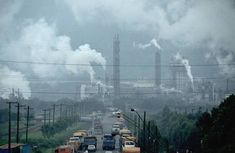 The toxic 100 air polluters in the US are corporations.