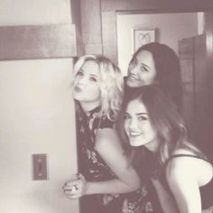 Ashley,Shay, and Lucy
