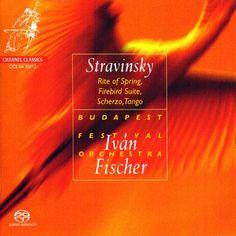 Igor Stravinsky – Rite of Spring – Budapest Festival Orchestra, Iván Fischer