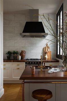 Home Interior, Kitchen Interior, Interior Decorating, Interior Design, Decorating Kitchen, Sweet Home, Cocinas Kitchen, Cuisines Design, Design Furniture