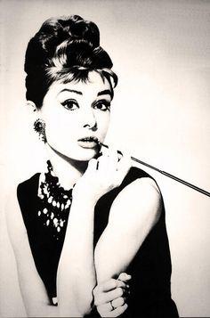 "Audrey Hepburn Best Actress 1953 ""Roman Holiday"""