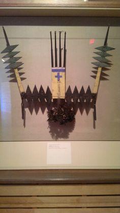 Mescalero Apache headdress