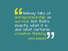 Anita Roddick, Founder, Body Shop