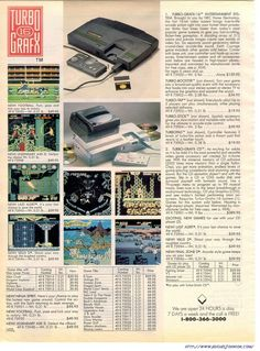 Turbo grafx 16