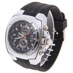 V6 Top Brand Luxury Sport Watch Men Watch Military Men's Watch Silicone Mens Watches Clock Men saat reloj hombre erkek kol saati