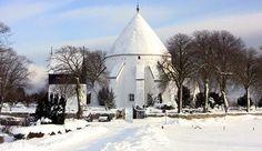 Bornholm, Denmark  White Christmas
