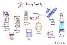 Beauty Tutorial: Sun-Kissed Skin