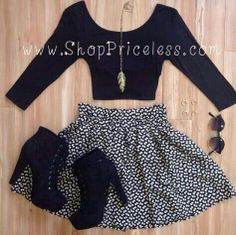 cute outfit from #shopriceless