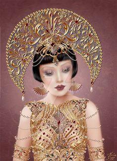Jasmine by Maxinesimaginarium
