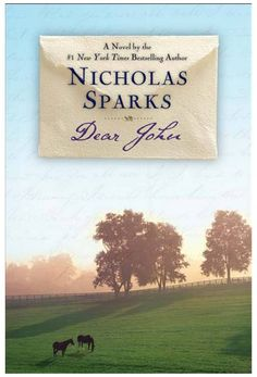 Nicholas Sparks makes me believe in love!