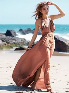 Free People Look Into the Sun Maxi, $98.00