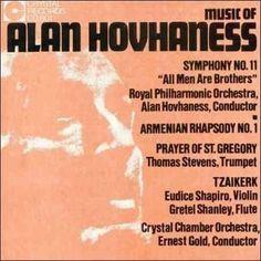 Alan Hovhaness - Music of Hovhaness Vol. 1