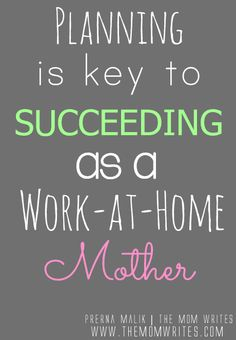 Streamline your summer by planning to succeed!! #wahm #momentrepreneur #workathommom