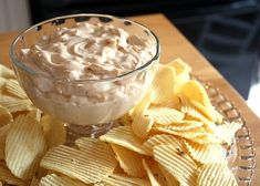 Easy Recipe for French Onion Dip! Find and share everyday cooking inspirations. Discover recipes, videos, and how-tos based on the food you love. Best Appetizer Recipes, Best Appetizers, Lipton Onion Soup Mix, Caramelized Onion Dip, French Onion Dip, Soup Mixes, Cooking, Ruffles, Drinks