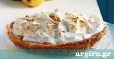 Τάρτα λεμόνι με ψημένη μαρέγκα από την Αργυρώ Μπαρμπαρίγου | Ίσως το πιο δροσερό στη γεύση και αγαπημένο καλοκαιρινό γλυκό. Όλοι την τιμούν!