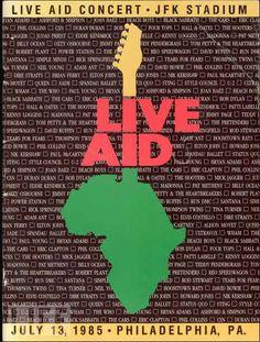 Live Aid Concert