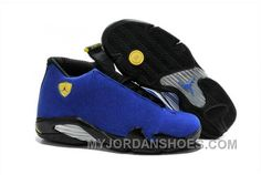 7f9796f3c65d70 Men Air Jordan 14 Ice Blue Customs For Sale MNmxD
