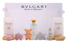 """Why Baby Perfumes Are a Thing: A Fragrance Expert Explains: Bulgari Petits et Mamans, $115/gift set: """"Entirely dedicated to children and their mothers, with gentle chamomile tea as the main ingredient."""""""