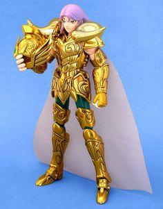 Caballero de Oro Mu de Aries