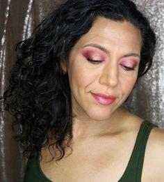 Urban Decay Born To Run Eyeshadow Palette Makeup Look Painted Ladies
