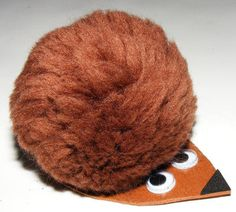 Here's an easy hedgehog craft to make at home! Try reading Hedgie's Surprise (j E BRETT) or The Happy Hedgehog Band (j E WADDELL). If you're interested in nonfiction books about burrowing animals, we have plenty of those, too!