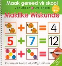 Kindle Free Simple Maths, Let's Get Ready For School, Author : Roger Priddy Early Learning, Fun Learning, Teaching Kids, Math 5, Fun Math, Thing 1, Simple Math, School Readiness, Preschool Worksheets