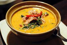 Rotes Thai-Curry, ein Lieblingsgericht von TV-Moderatorin Marlene Lufen
