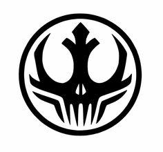 Star Wars - Dark Side Alliance - Vinyl Car Window and Laptop Decal Sticker Laptop Decal Stickers, Star Wars Stickers, Bumper Stickers, Vinyl Decals, Car Decals, Funny Decals, Cricut Vinyl, Alliance Logo, Design Inspiration