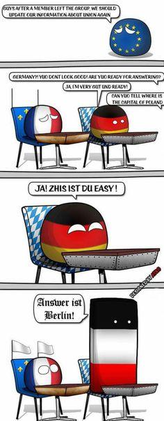 EU right now