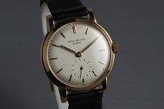 Vintage 18K Rose Gold Patek Philippe 2484