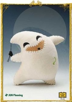 Amazon.com: Tim Burton's Nightmare Before Christmas Oogie Boogie Plush Toy: Toys & Games $19.98