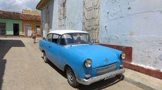 #Oldtimer auf #Kuba #Autofahren auf #Kuba