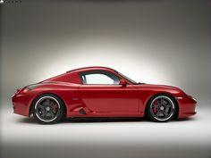 Fotos del StudioTorino RK Coupe Porsche Cayman - 14 / 17