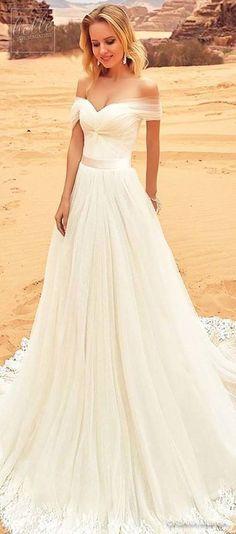 4f4fcf8687 Simple Wedding Dress by Oksana Mukha  weddingdress  bridalgown  weddings   bridal Sweetheart Wedding