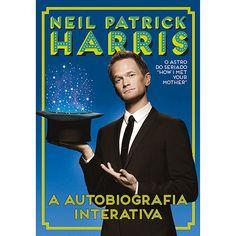 Livro - Neil Patrick Harris: A Autobiografia Interativa