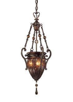Copper light fixture OPIEuroCentrale AWomansPragueative A